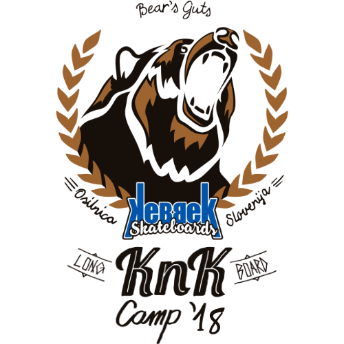 KnK Longboard Camp 2018 presented by KebbeK Skateboards